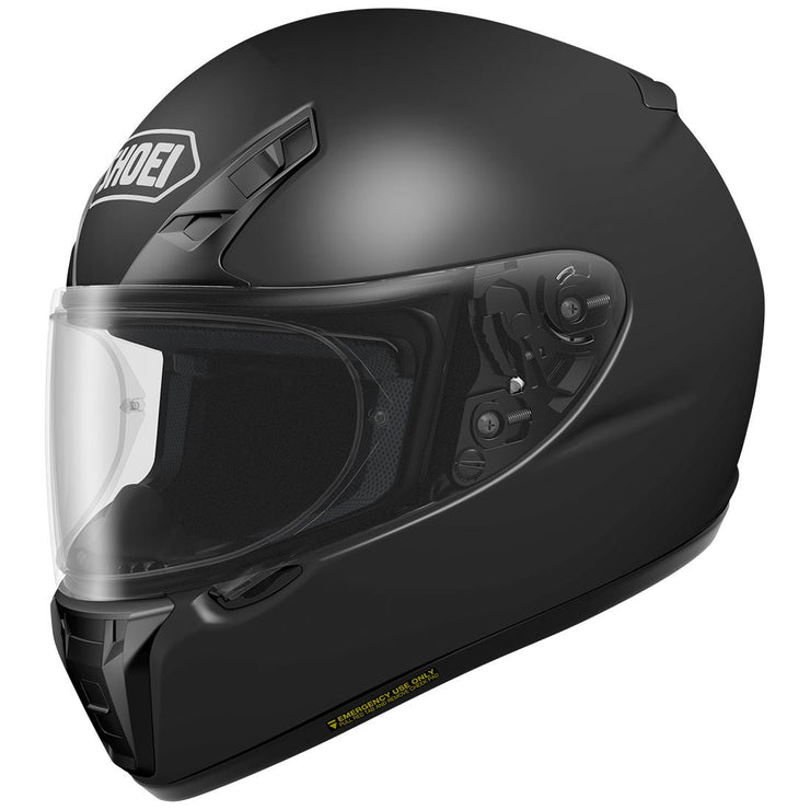 SHOEI RF-SR MATTE BLACK