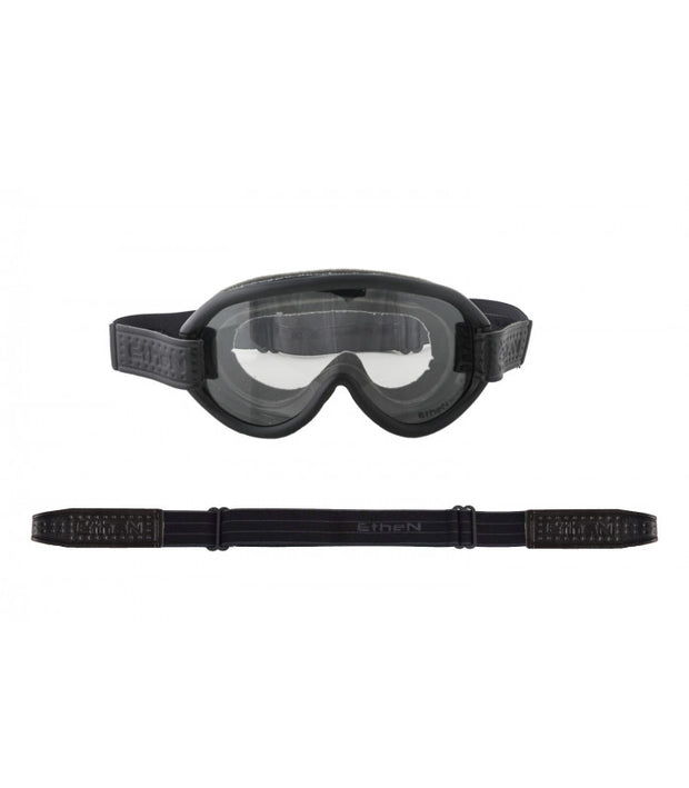 ETHEN SCRAMBLER GOGGLE PHOTOCHROMIC LENS - BLACK/GREY