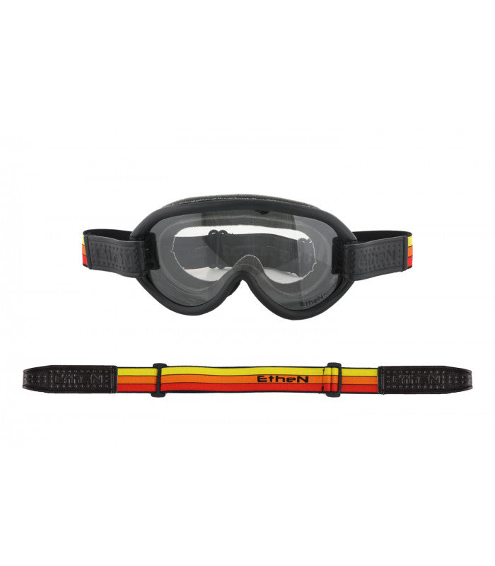 ETHEN SCRAMBLER GOGGLE PHOTOCHROMIC LENS - YELLOW / ORANGE / RED