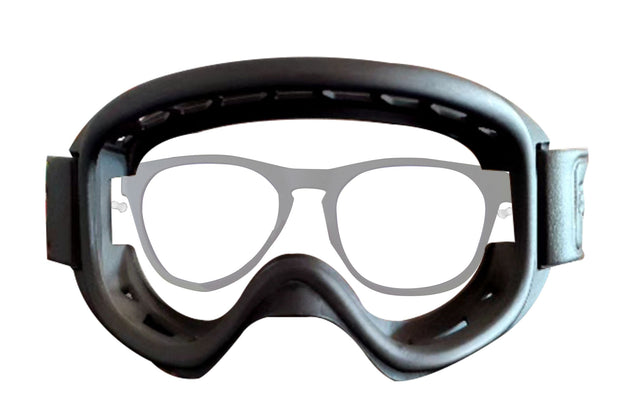 ETHEN BOBBER GOGGLE PHOTOCHROMIC LENS - CHECKER BLACK/WHITE