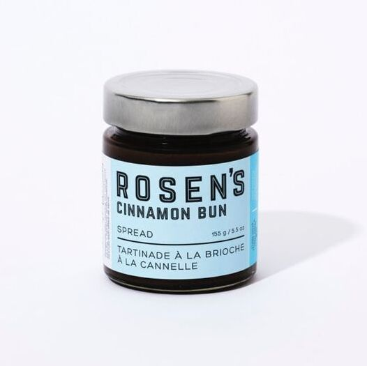 Rosen's Cinnamon Bun Spread | Miller Box Co.