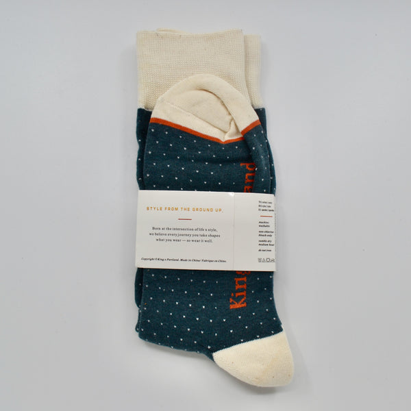 The Standard | Dress Socks - MILLER box co.