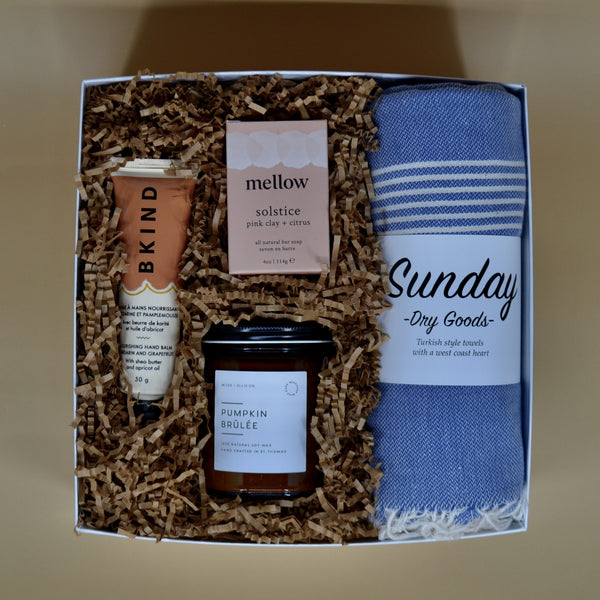 Self Care Sundays Gift Box | Miller Box Co.