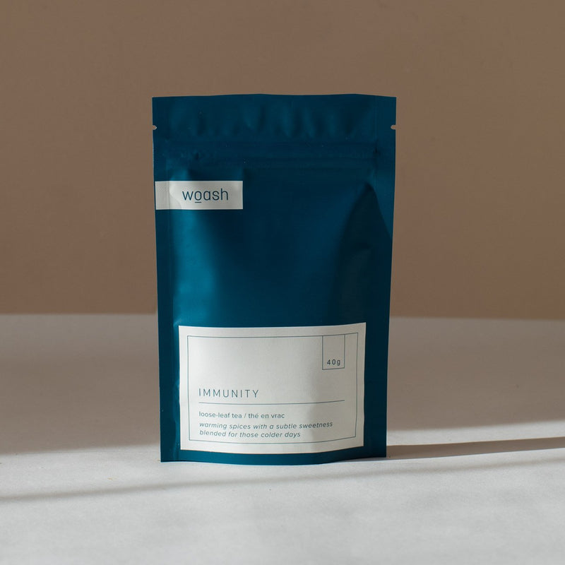 Immunity Loose Leaf Tea | Miller Box Co.