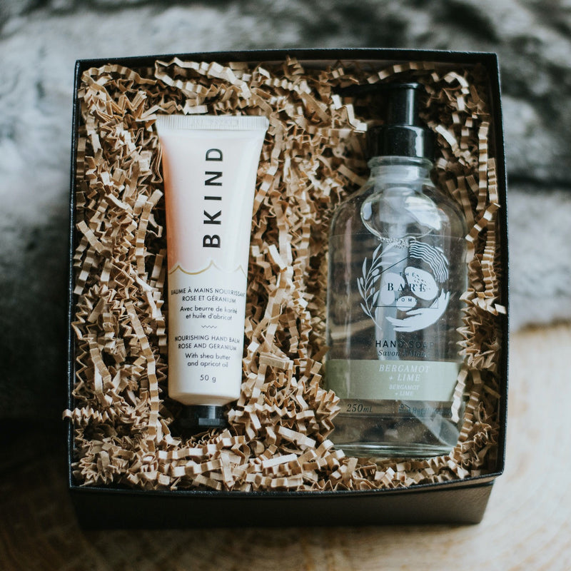 Soft Hands Gift Box | Miller Box Co.