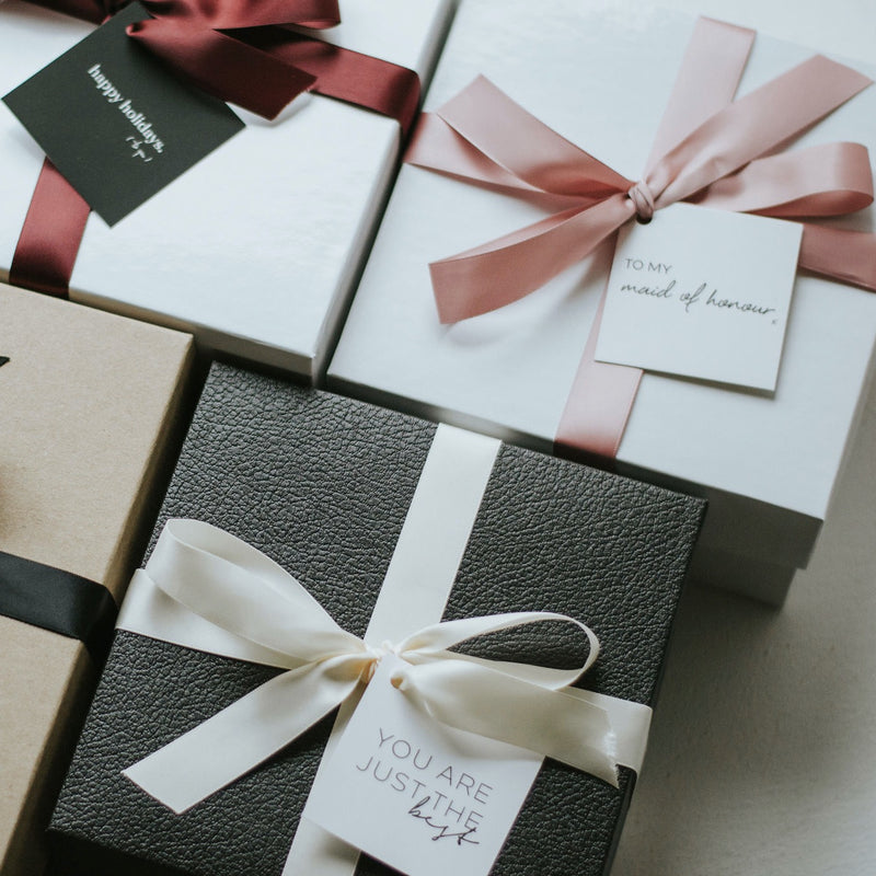 Gift Boxes | Miller Box Co.