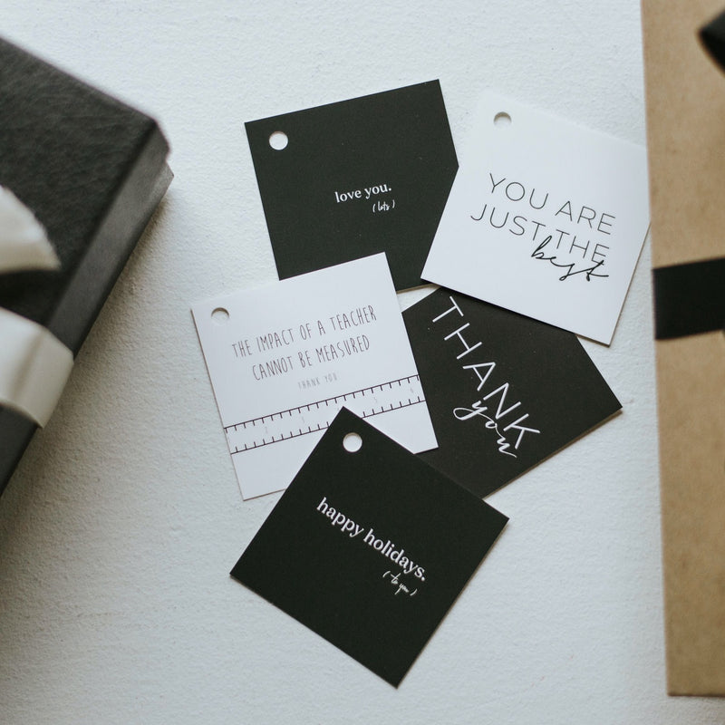 Mini Notecards | Miller Box Co.