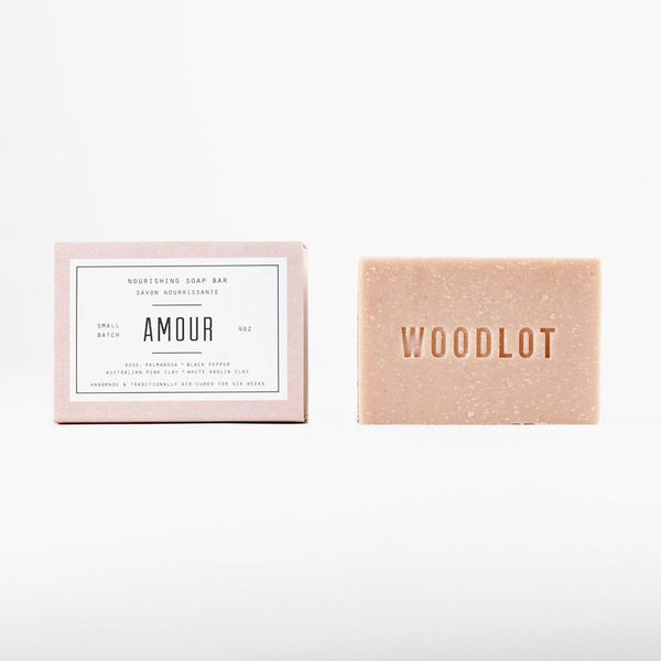 Amour Soap Bar | Miller Box Co.