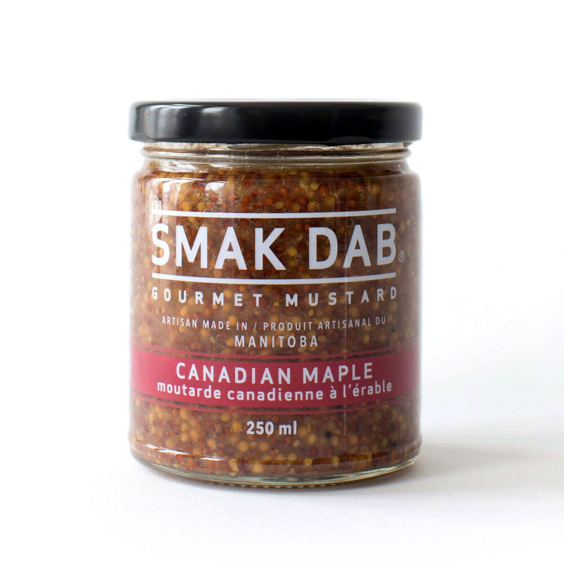 Canadian Maple Mustard | Miller Box Co.