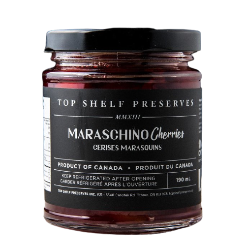 Maraschino Cherries | Miller Box Co.