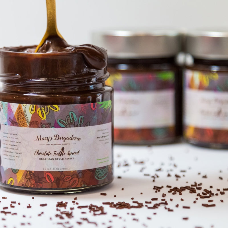 Chocolate Truffle Spread