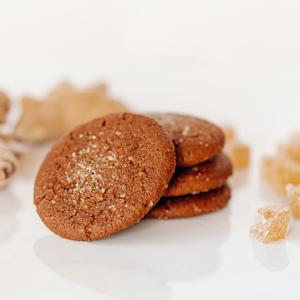 The Ginger Cookie | Miller Box Co.
