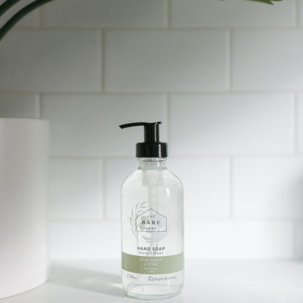 Bergamot & Lime Hand Soap | Miller Box Co.