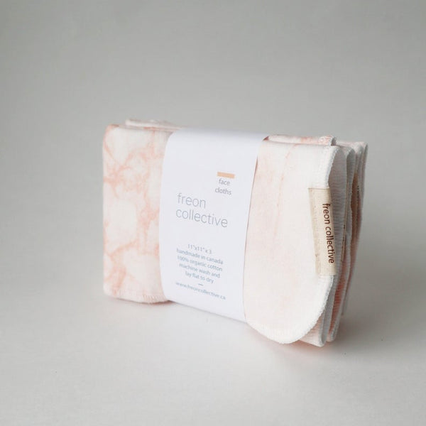 Reusable Cotton Face Cloth | Miller Box Co.