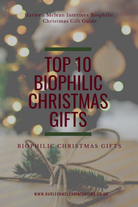 A Biophilic Christmas Gift Guide