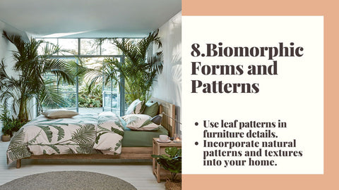 8. Biomorphic forms and patterns