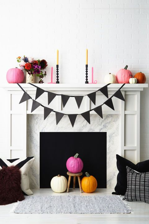 Biophilic Halloween, Image Credit - Good House Keeping