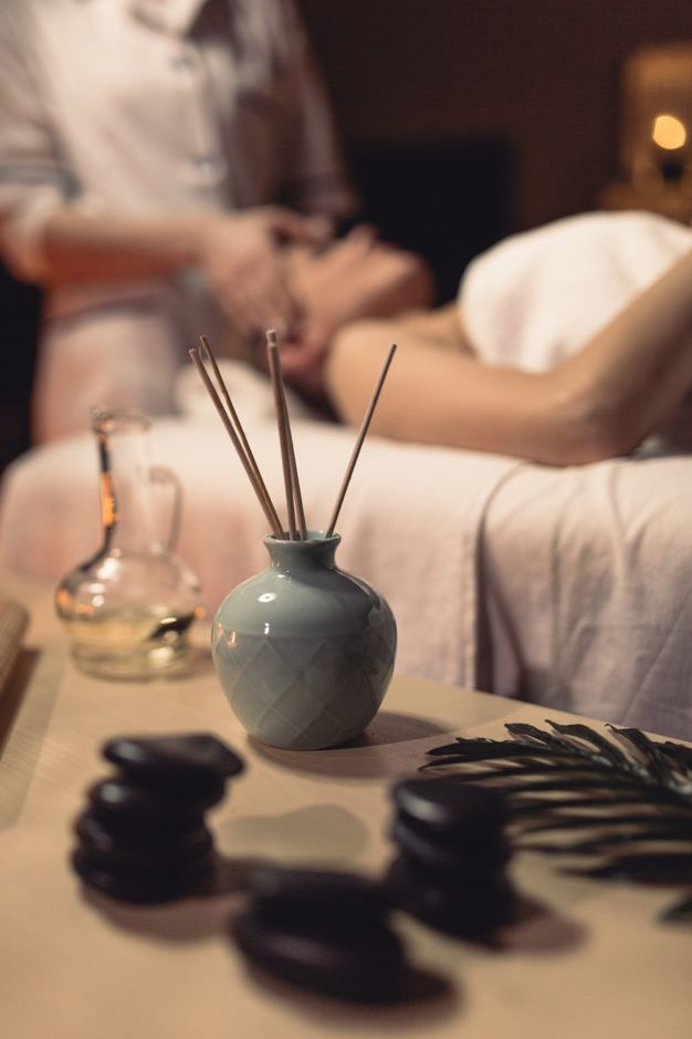 Massage Relaxation, Image Credit - Freepik