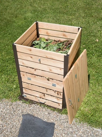 Indoor Compost Bin, Image Credit - Apartment Therapy