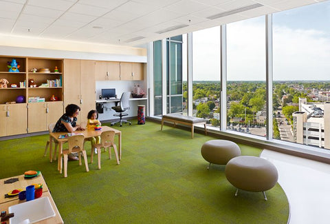 Nationwide Children's Hospital Columbus, Ohio, Architects: FKP Architects Interiors: Ralph Appelbaum & Associates