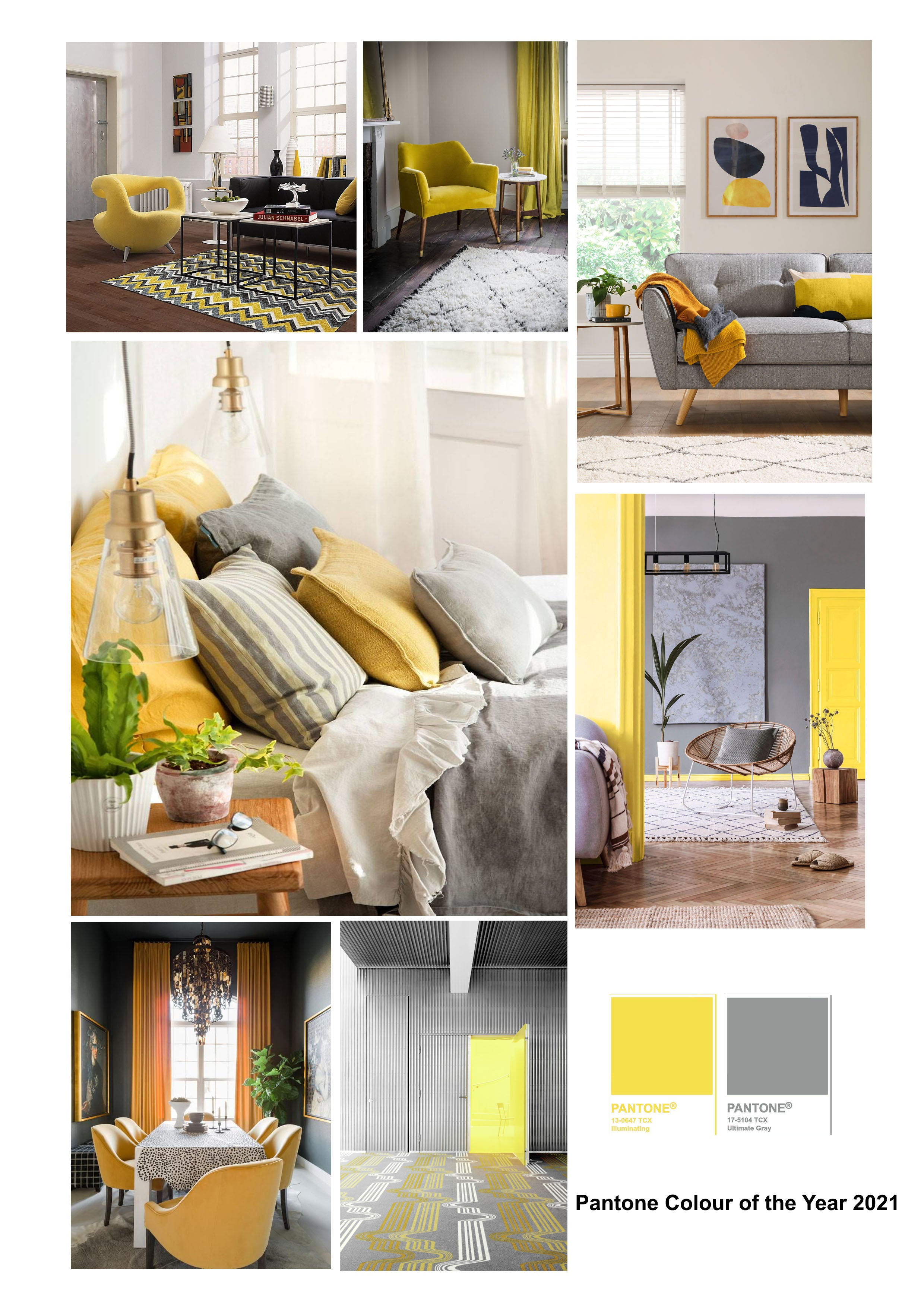 Pantone Colour of the Year 2021, Colour Trends 2021