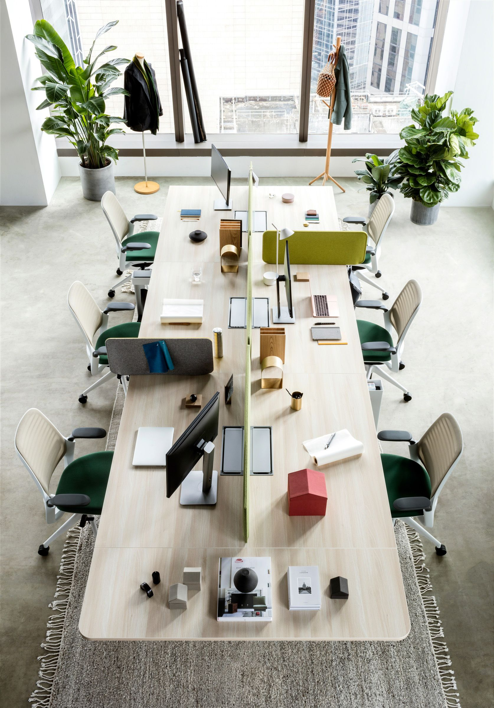 Sarto Screens by Steelcase Image Credit - Steelcase