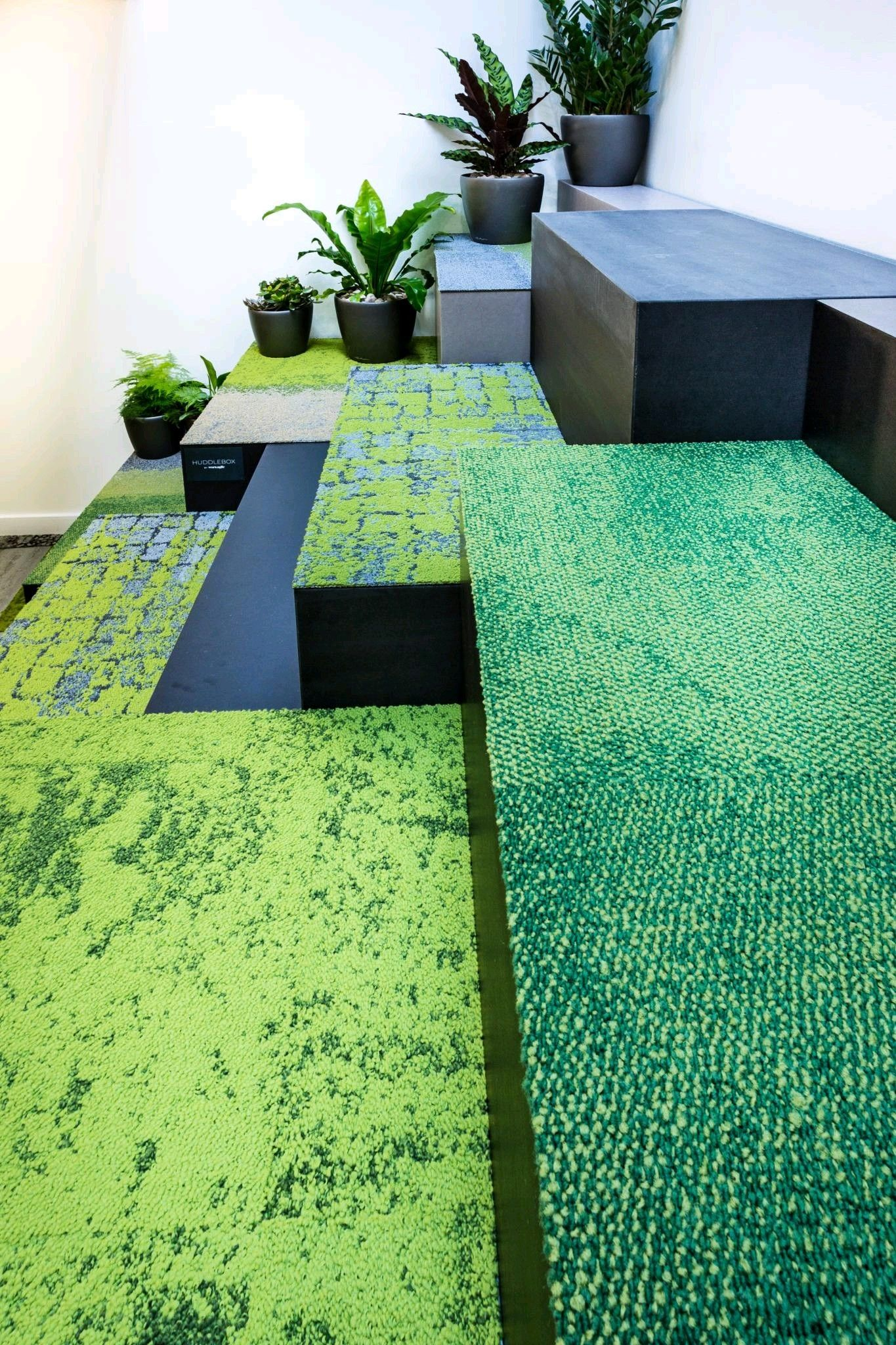 Biophilic Inspired Seating - Huddlebox® by Workagile