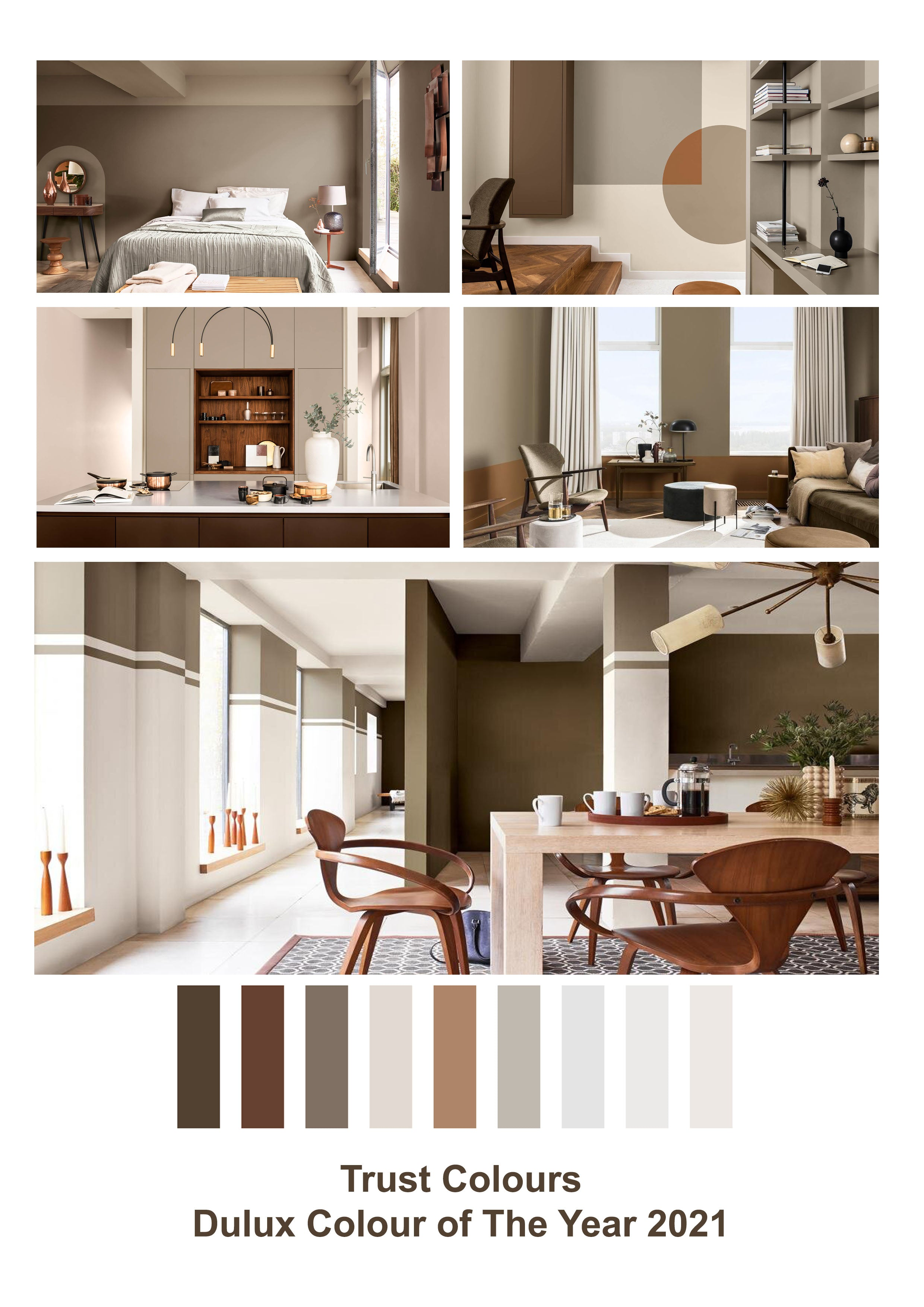 Trust Colours Dulux Colour of the Year 2021
