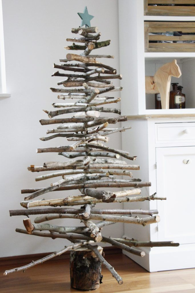 Sustainable Christmas Tree by LavenderBlog