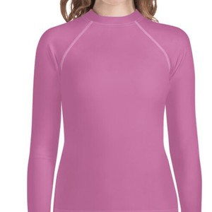 Pink Youth Compression Shirt - Busy Body Kids