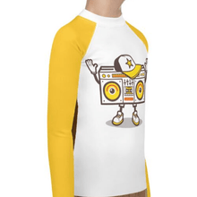 """Boom Box "" Youth Compression Shirt - Busy Body Kids"