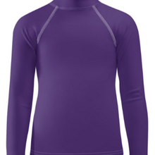 Purple Child Compression Shirt - Busy Body Kids