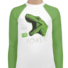 """The Power"" Youth Compression Shirt - Busy Body Kids"