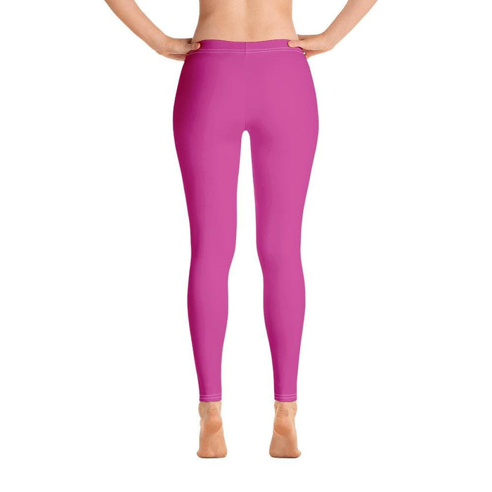 Hot Pink Women's Compression Bottoms - Busy Body Kids