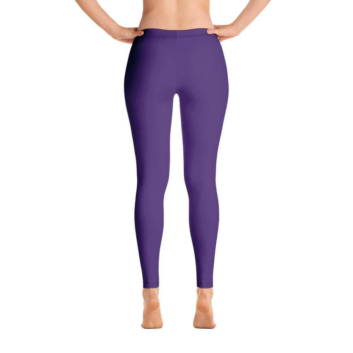 Purple Women's Compression Bottoms - Busy Body Kids