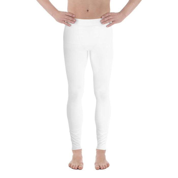 White Men's Compression Bottoms - Busy Body Kids