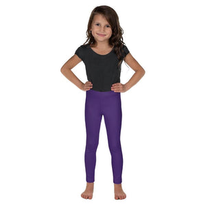 Purple Child Compression Bottoms - Busy Body Kids