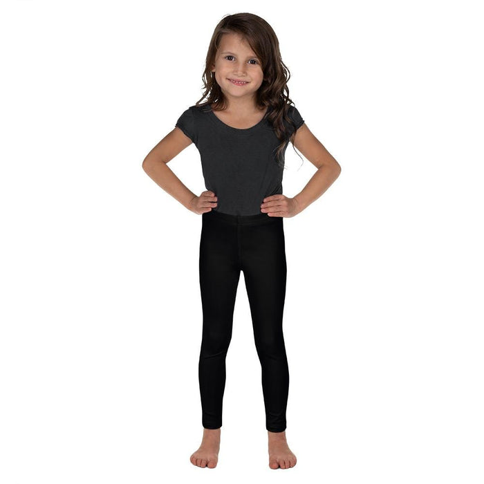 Black Child Compression Bottoms - Busy Body Kids