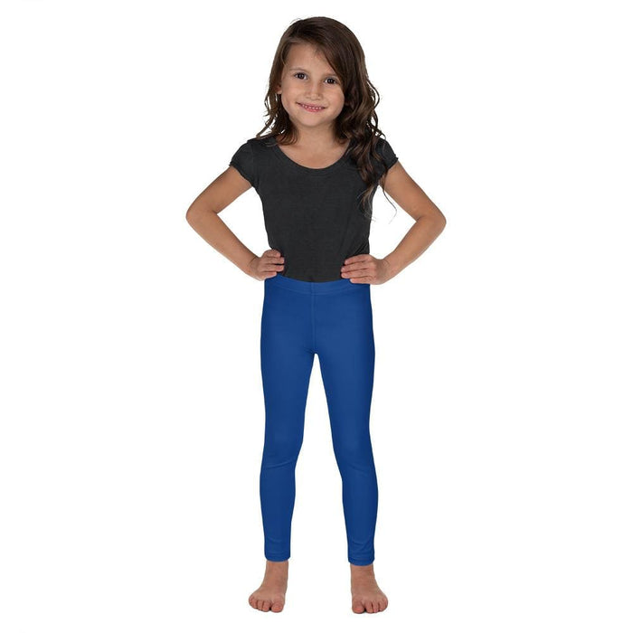 Blue Child Compression Bottoms - Busy Body Kids