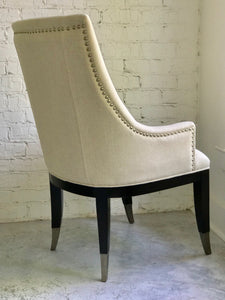 Studded Desk Chair