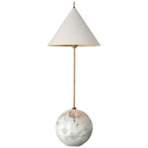 Orb Base Marble Table Lamp
