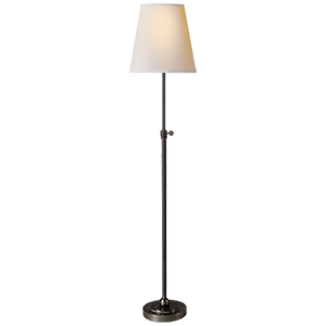 Hand-Rubbed Bronze Table Lamp