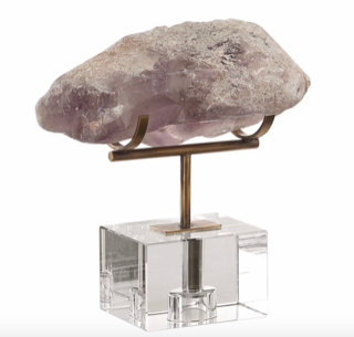 Amethyst on Stand