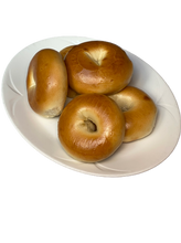 Load image into Gallery viewer, 1 Dozen (12) Plain NY Bagels