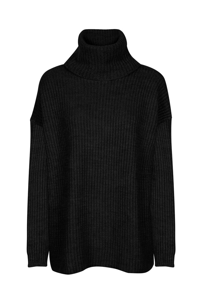 Adele Oversized Sweater Black