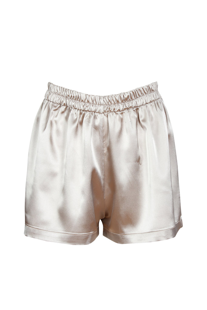 Box Shorts Greyish