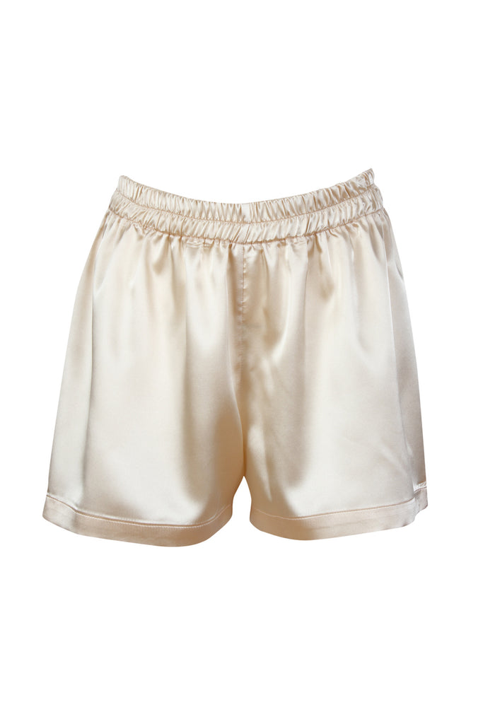 Box Shorts Nude