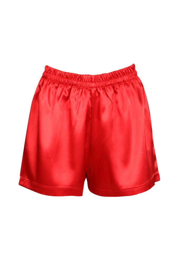 Box Shorts Red