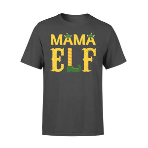 GearUnique Mama Elf Christmas Season T-shirt Matching Tee - Standard T-shirt