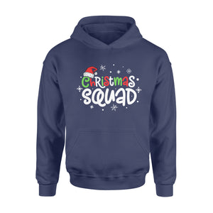 GearUnique Funny Christmas Gift Family Funny Christmas Squad Standard Hoodie